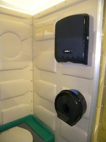 Green-John toilet paper